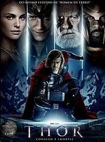 Download capa Filme Thor + Legenda