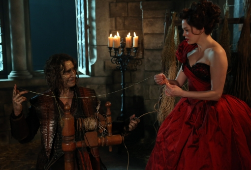 Review Once Upon A Time 2x16. The Miller's Daughter