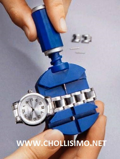 Repara Correas de reloj 0,73€
