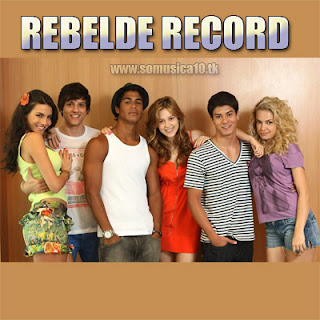 Download  musicasBAIXAR CD Trilha Sonora Da Novela Rebeldes ( Record ) 2011