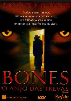 Bones – O Anjo das Trevas – Dublado