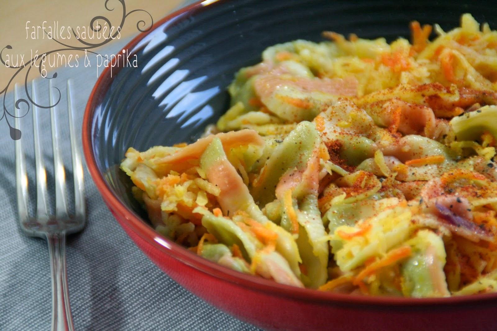 http://etcharlottedecouvritlacuisine.blogspot.fr/2014/04/farfalles-sautees-aux-legumes-et-paprika.html