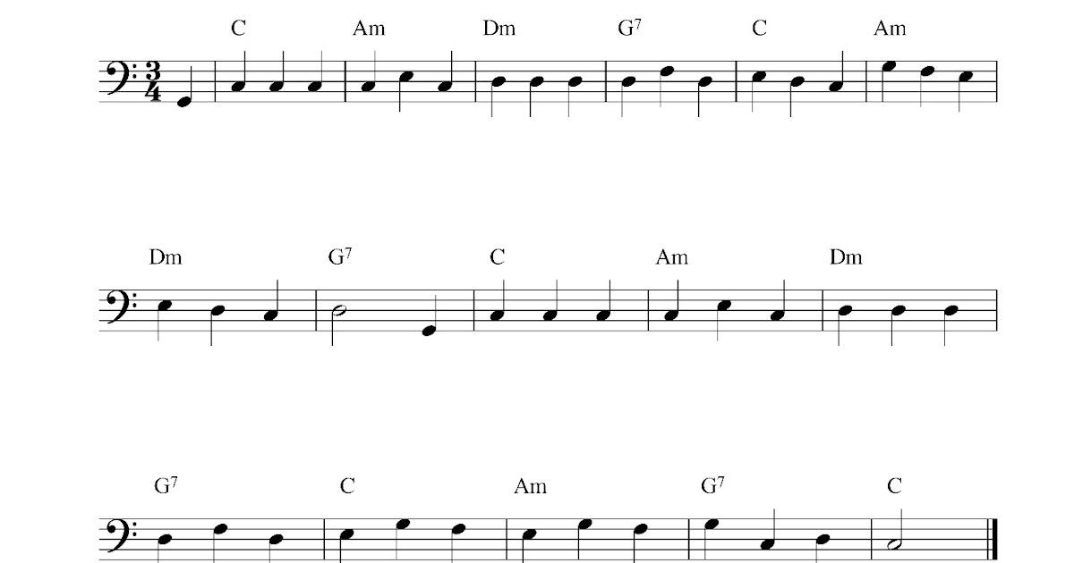 Free Easy Cello Sheet Music Molly Malone