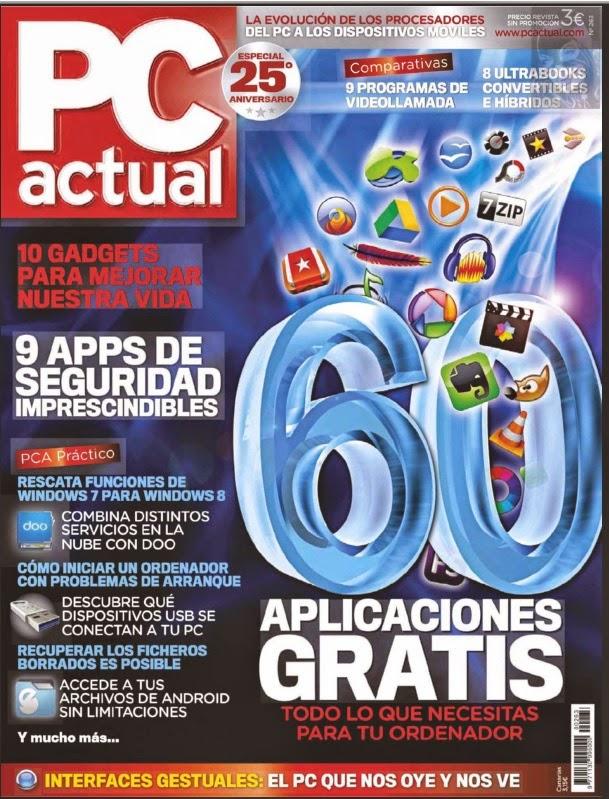 Revista PC Actual N°263 Junio 2013