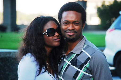 Actress Omoni Oboli's lovely message to her Husband on his birthday