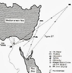 7th Century Doble Hemisferio mapa del mundo-Chart patrones de puntada cruzada contada