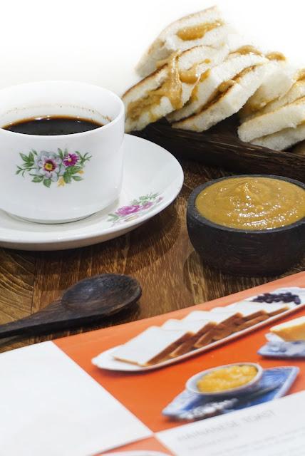 homemade selai sarikaya