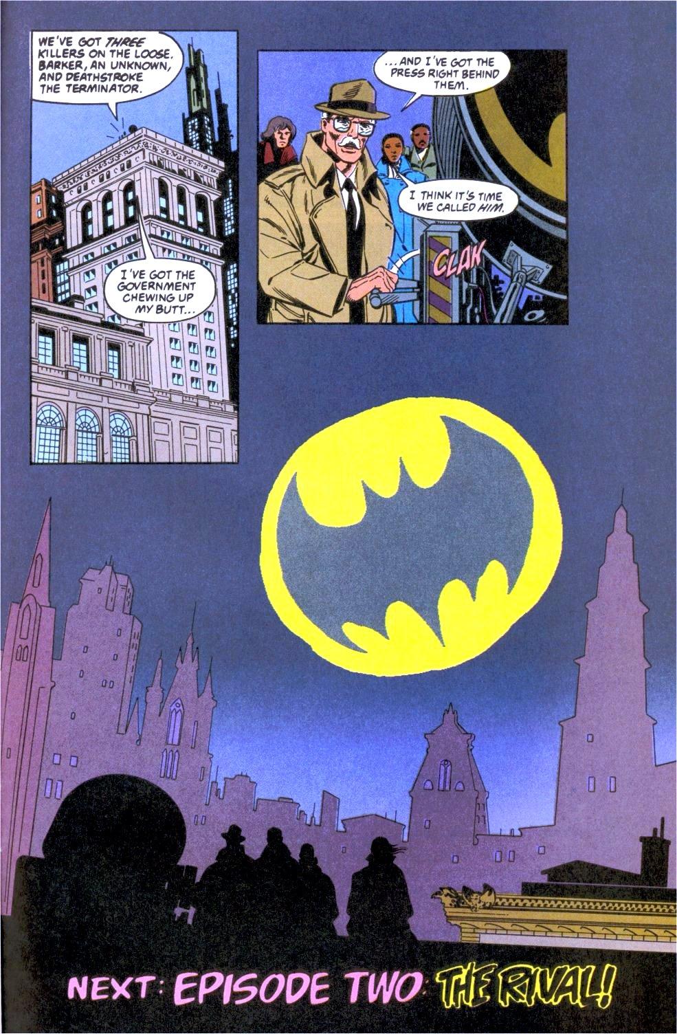 Deathstroke (1991) Issue #6 #11 - English 24