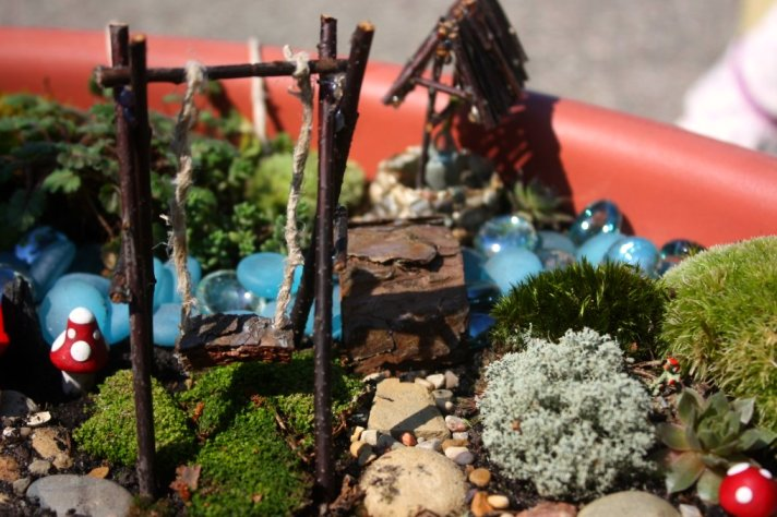 Juise: Our Fairy Garden: A Tour