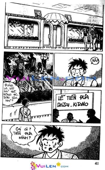 Jindodinho - Đường Dẫn Đến Khung Thành III Tập 54 page 41 Congtruyen24h