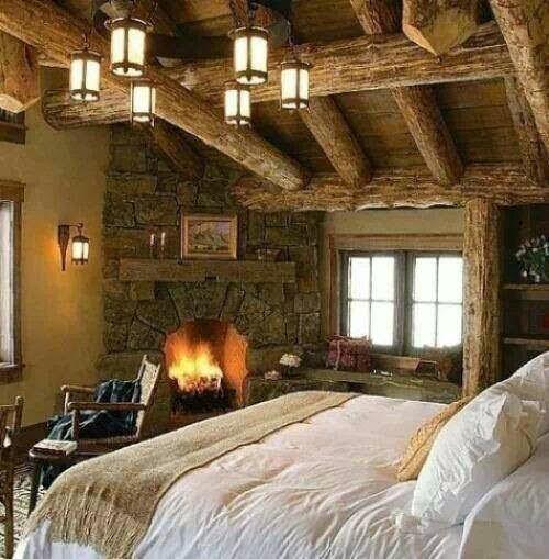 Habitaciones r sticas dormitorios colores y estilos - Habitaciones infantiles rusticas ...