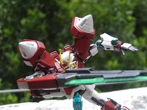 00 GUNDAM 7 SWORD/G HG PART 2
