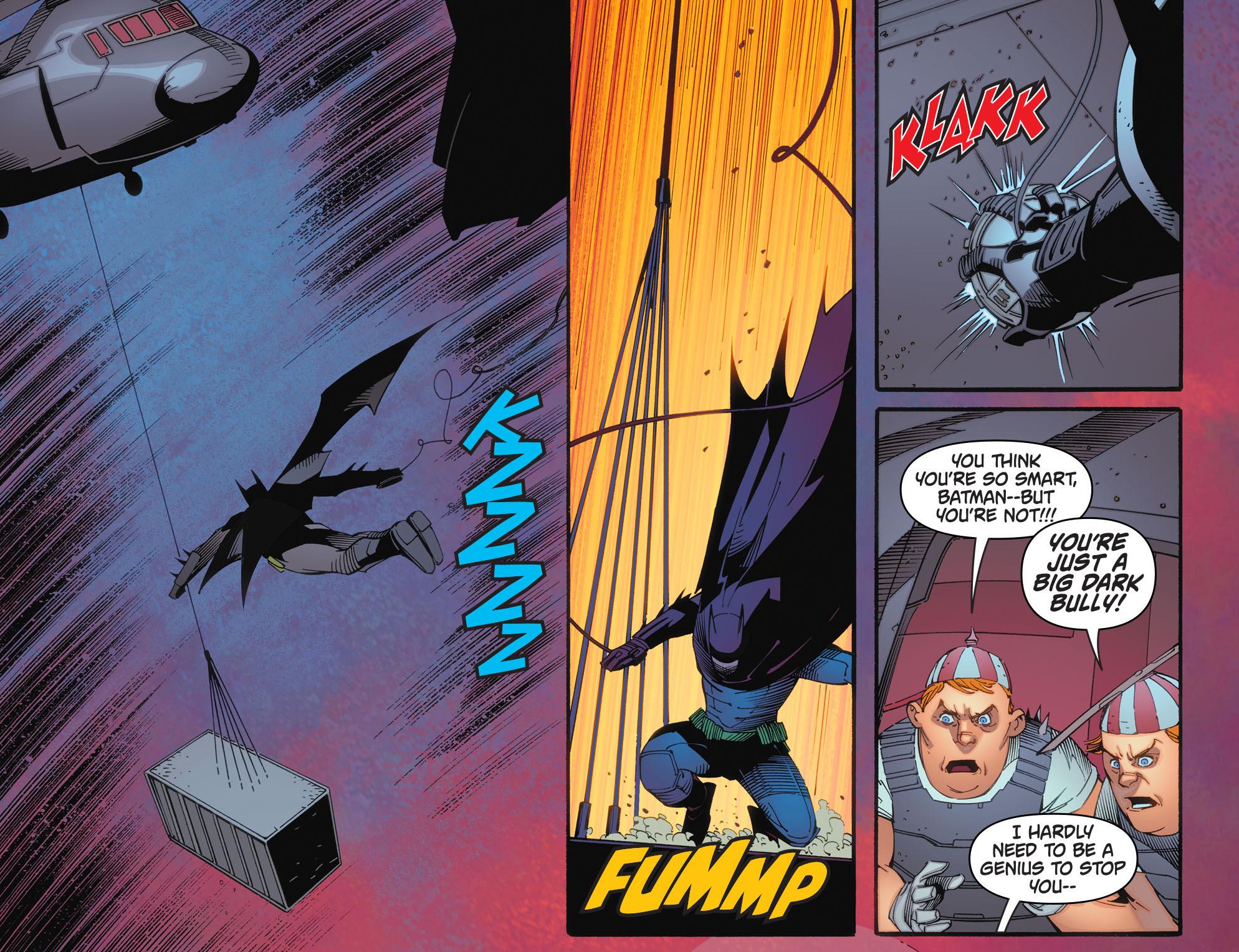 Batman: Arkham Knight [I] Issue #11 #13 - English 21