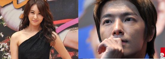 suju donghae and son eun seo dating