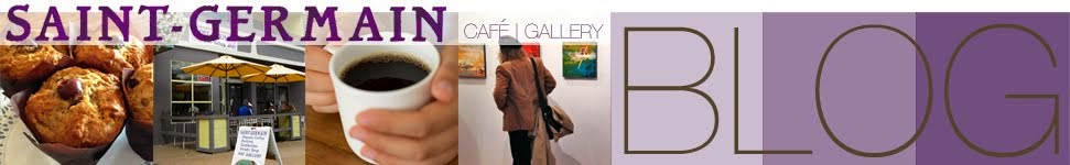 Saint-Germain Cafe | Art Gallery