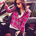 Stylish And Attitude Girl Facebook Dp 2014