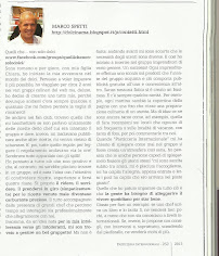 sulla prestigiosa rivista Pasticceria Internazionale