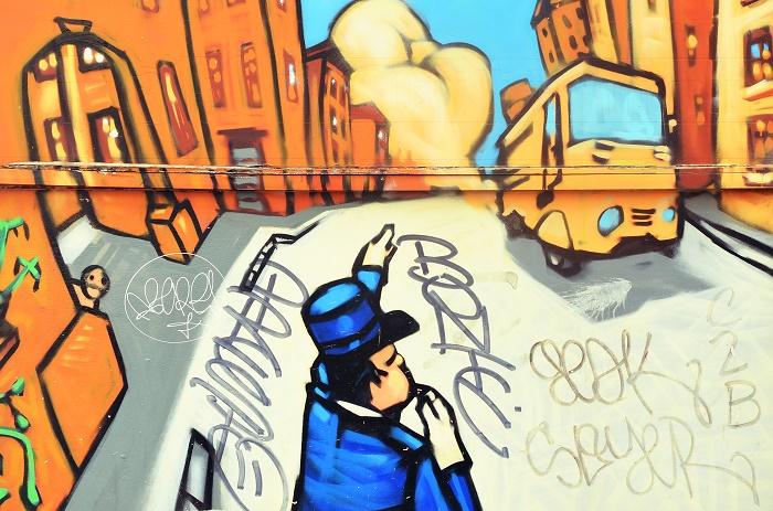 Arts urbains Lyon
