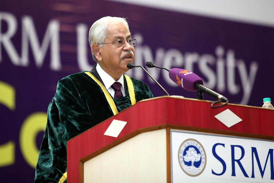 KEEP LEARNING, VICE CHAIRMAN OF HINDALCO TELLS GRADUATING STUDENTS