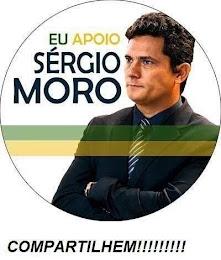 ESTE BLOG DE PERUBA CITY APÓIA O SÉRGIO MORO