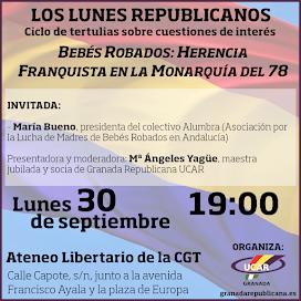 Bebés robados: herencia franquista en la Monarquía del 78