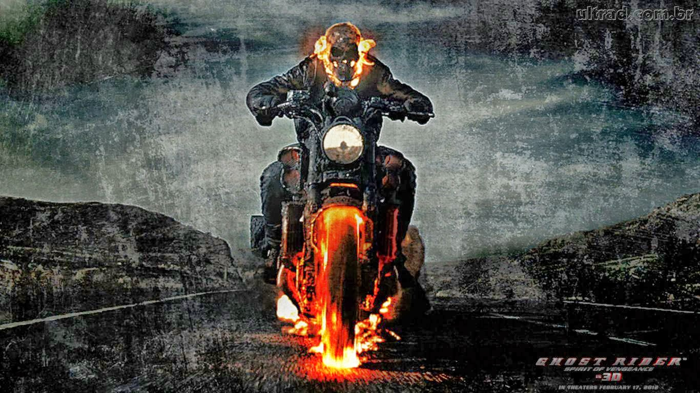 Ghost Rider Spirit Of Vengeance Wallpaper For Kids