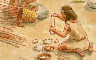 ambar prehistoria edad de bronce