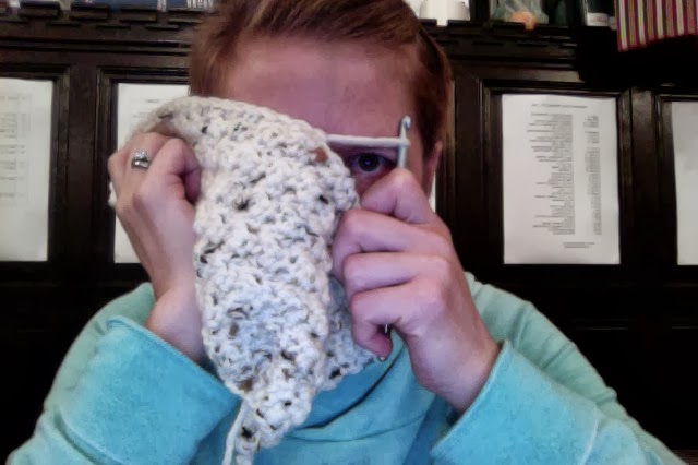 Crochet Cowl by Sunshine Makings