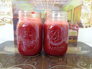 Earthly Tones Detox Red Beet Elixir Juice