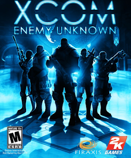 Xcom Enemy Unknown Title box art 2012