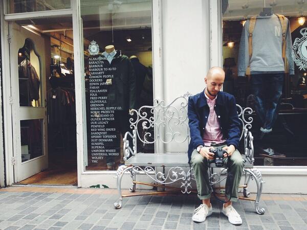 weavers door liverpool menswear shops liverpool northern goods co mat buckets and spades & Buckets \u0026 Spades - Men\u0027s Fashion Design and Lifestyle Blog ...