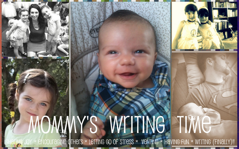Mommy's Writing Time