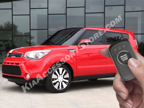 kia accessory store 2014 16 kia soul remote start. Black Bedroom Furniture Sets. Home Design Ideas
