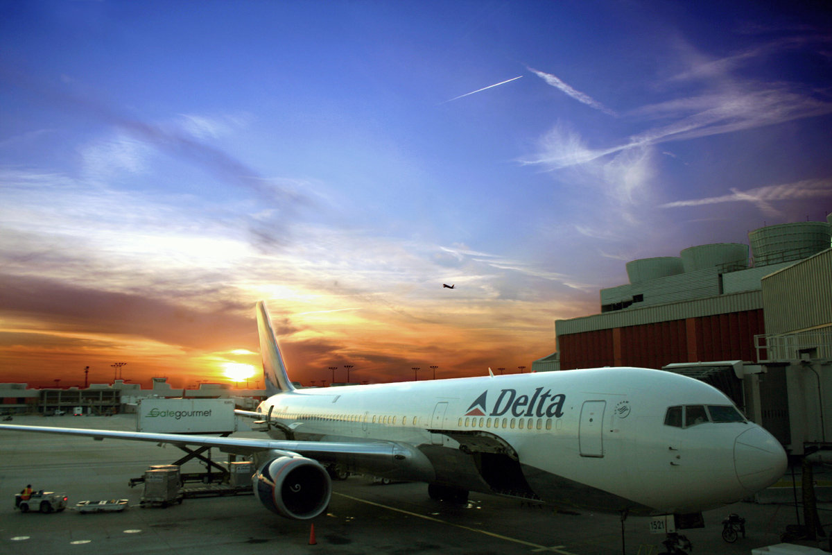 Jet Airlines Delta Air Lines