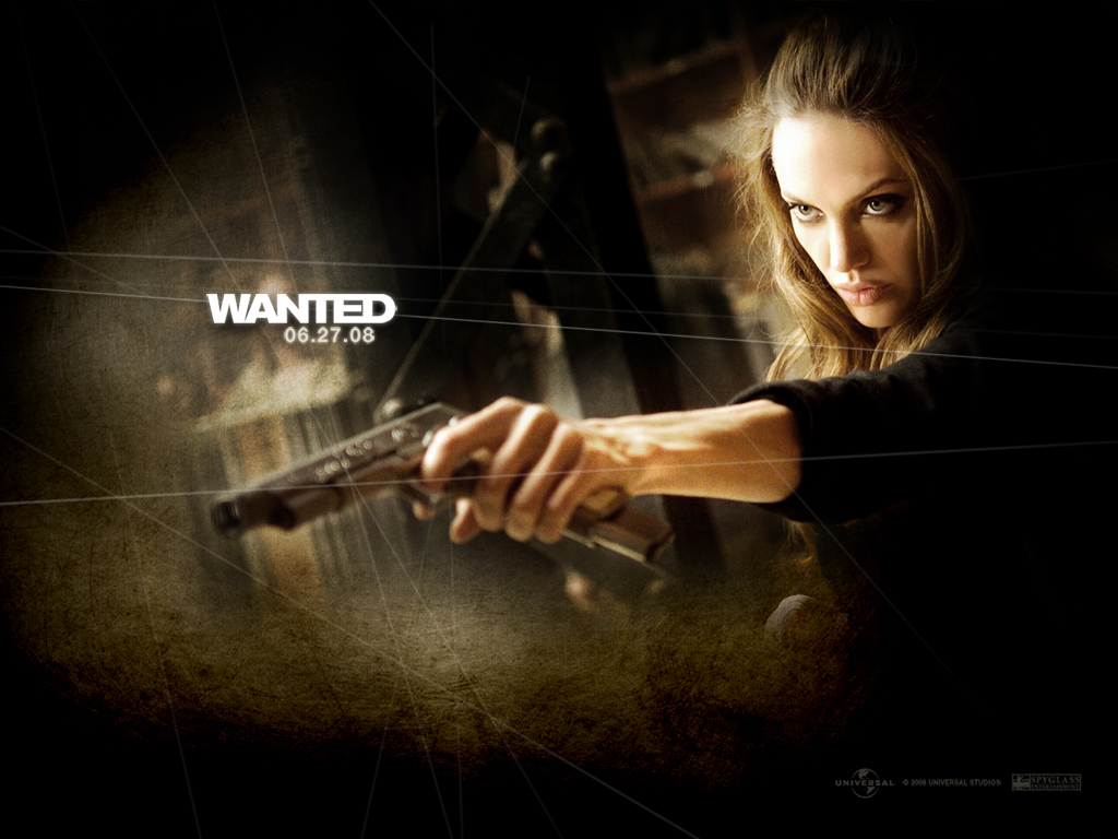 angelina jolie wanted wallpaper clickandseeworld is all
