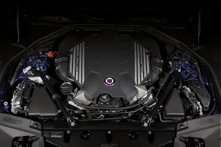 BMW reveals Alpina B7 upgrades for 2013