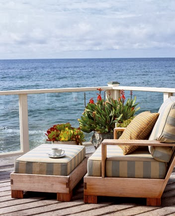 dream balcony to enjoy the sea breeze sound of the wave and awe inspiring sea view