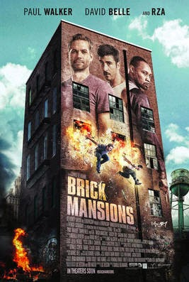Hình Ảnh Diễn Viên Trong Bộ Phim Khu Phố Bất Trị - Brick Mansions 2014 HD