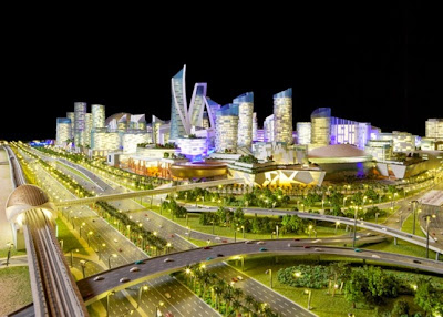 Το Ντουμπάι θα κατασκευάσει την μεγαλύτερη κλιματικά ελεγχόμενη πόλη στον κόσμο, και θα είναι απίστευτη!