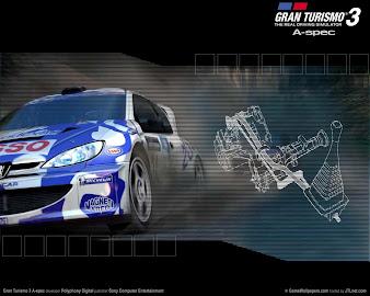 #12 Gran Turismo Wallpaper