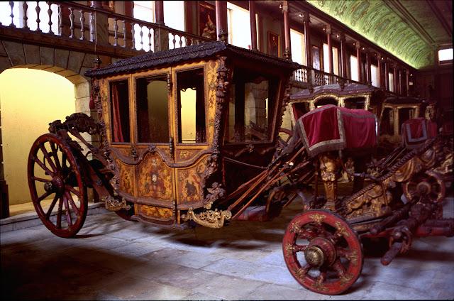 Museo de los Carruajes, Lisboa