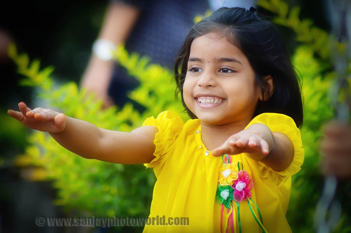 Sanjay Photo World: Cute Kids Portrait Photography