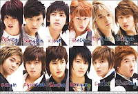 Biography of Super Junior - SuJu