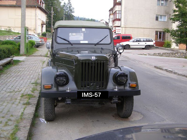 Romanian Car ARO IMS-57