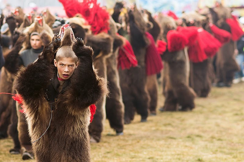 New Year's Traditions, Alecsandra Raluca Dragoi, National Geographic Traveller, photo contest
