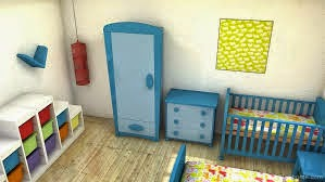 Decorar el dormitorio de un bebé