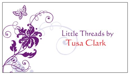 Little Threads by Tusa Clark
