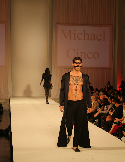 Michael Cinco LA Fashion Week