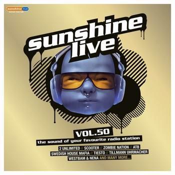 Sunshine Live Vol 50  2014