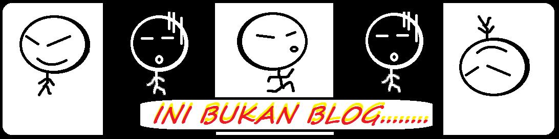 Ini Bukan Blog